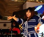 Aastha Gill performs in Noida