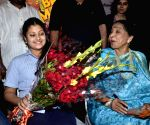 Asha Bhosle's new album launch