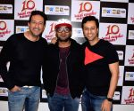 IPL anthem unveiled - Benny Dayal, Salim and Sulaiman Merchant
