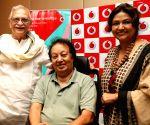 Press meet - Bhupinder Singh, Gulzar, Mitali Singh