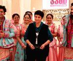 "Kokilaben Ambani Launches ""Radha Ne Shyaam"" by Falguni Pathak and Soni Brothers"