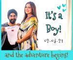 Singer Harshdeep Kaur, husband welcome 'Junior Singh'