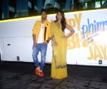 "Trailer launch of film ""Happy Phirr Bhag Jayegi"" -  Jassi Gill and Sonakshi Sinha"
