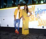 "Trailer launch of film ""Happy Phirr Bhag Jayegi"" -  Jassi Gill and Sonakshi Sinha"