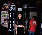 Kanika Kapoor seen at Bandra