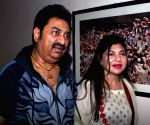 Press conference - Kumar Sanu, Alka Yagnik