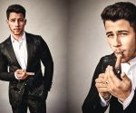 Nick Jonas 'pumped' up about posing for cigar magazine