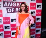 : Mumbai: Promotion of MTV new show Angels of Rock