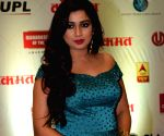 "Lokmat Maharastrian Of The Year award"" - Shreya Ghoshal"
