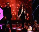 Bipasha the sets of India's Raw Star