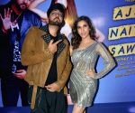 Sophie Choudry, Manj Musik's song launch