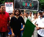 A Walk for Anti Drug Movement