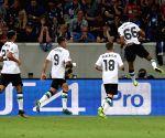 GERMANY SINHEIM SOCCER UEFA CHAMPION LEAGUE QUALIFYING PLAY OFF