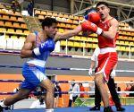 Six Indian boxers enter men's semi-finals at Boxam International
