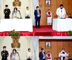 Free Photo: Six ministers dropped, 5 inducted in BJP led Manipur ministry (Ld)