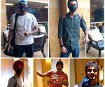SL bound Indian cricketers go into quarantine in in Mumbai