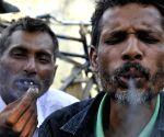File Photo: Smoking