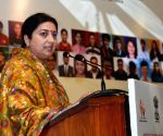 Smriti Irani lauds FDCI for COVID-19 Support Fund