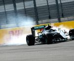 RUSSIA SOCHI FORMULA ONE RUSSIAN GRAND PRIX QUALIFICATION