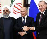 RUSSIA SOCHI SYRIA CRISIS
