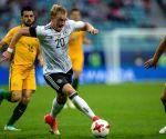 RUSSIA-SOCHI-2017 FIFA CONFEDERATIONS CUP-AUS VS GER
