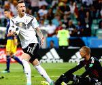 Dortmund forward Reus predicts few scoring chances against Atletico Madrid