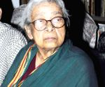 File Photo: Social activist and writer Mahasweta Devi