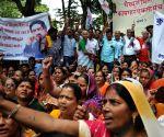 Medha Patkar's demonstration