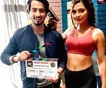 Feels nice to be compared with Hrithik-Katrina starrer 'Bang Bang!', says 'Bang Bang - The Sound of Crimes' actress Ruhi Singh
