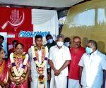 Socialism-Mamata Banerjee wedding was a low key affair
