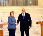 BULGARIA GERMANY DIPLAMOCY MERKEL VISIT
