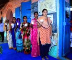 Voters wowed by Maha all-women polling booth