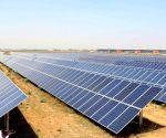 File Photo: Solar power