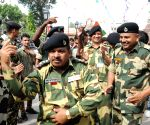Independence Day celebrations - soldiers