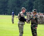 Free Photo: Indo-US joint military exercise begins in Washington