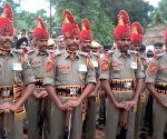 Funeral of BSF jawan Rocky
