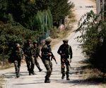 Suicide attack near Srinagar airport