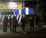 INDONESIA SOLO SUICIDE BOMBING ATTACK