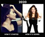 Sonakshi Sinha defines 2020 in new post