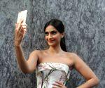 """Sonam Kapoor launches - """"Sonam Kapoor app"""