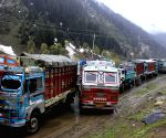 Srinagar-Leh highway re-opens after  five months