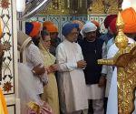 Sonia pays tributes to S.B. Chavan