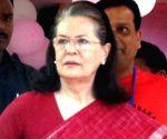 Sonia meets MPs regarding Parliament business