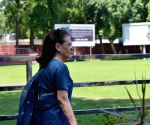 Sonia chairs meeting on Parliamentary strategy