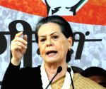 Focus on by-polls, membership, Sonia tells Baghel