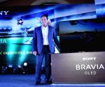 Sony launches A8F Bravia OLED TV
