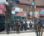 Militant killed, 7 security men hurt in 3 J&K gunfights