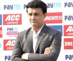 Ganguly impressed by renovated Motera stadium