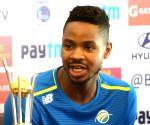 Khaya Zondo's press conference