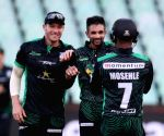South Africa T20 Challenge: Maharaj shines in Dolphins' big win